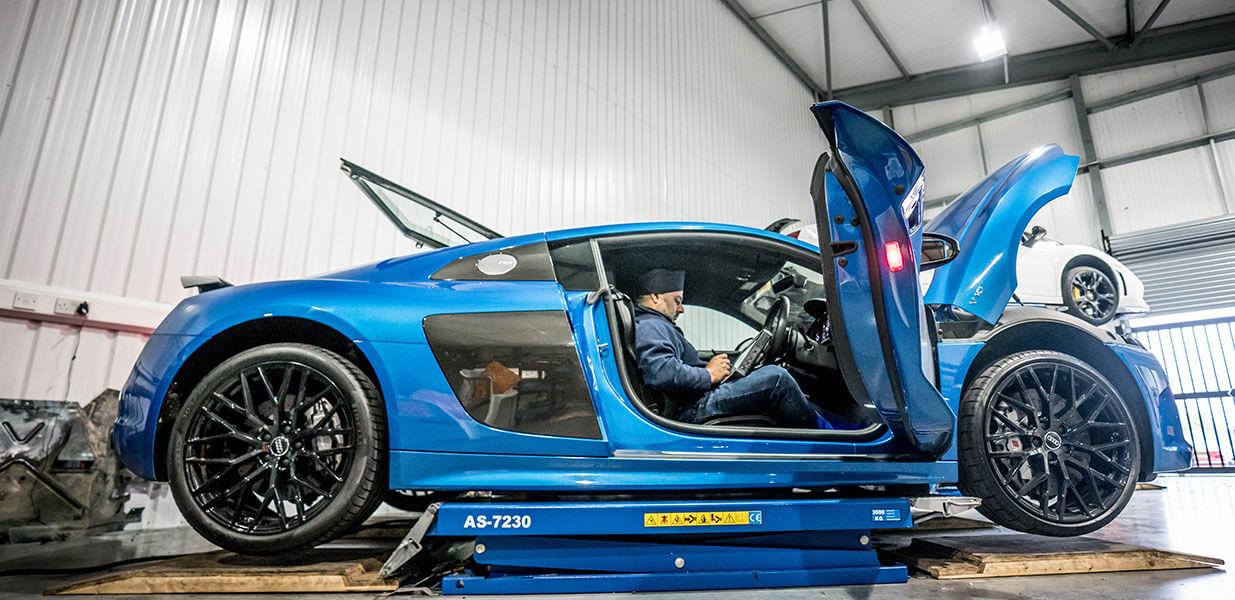 Audi R8 Servicing and Repairs