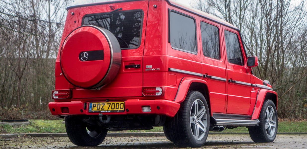 Mercedes G Wagon Servicing and Repairs
